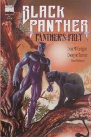 Black Panther: Panther's Prey
